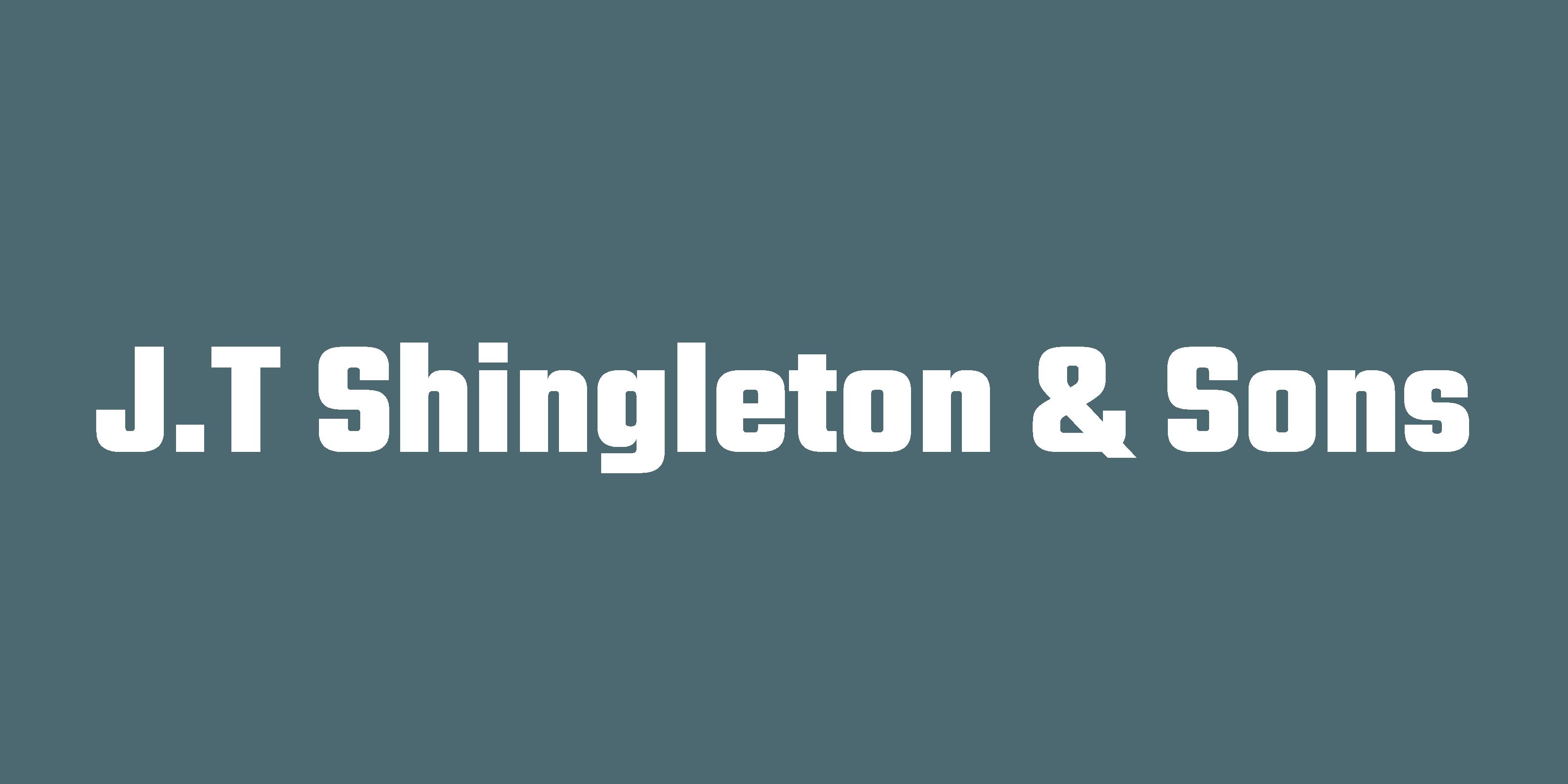 J.T. Shingleton & Sons